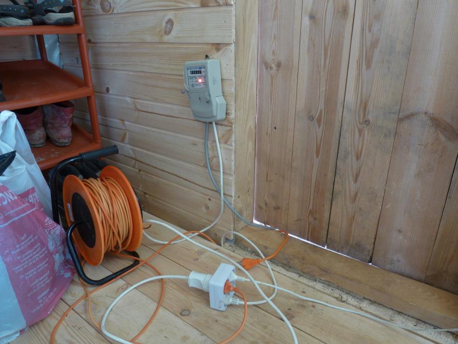Счётчик электричества