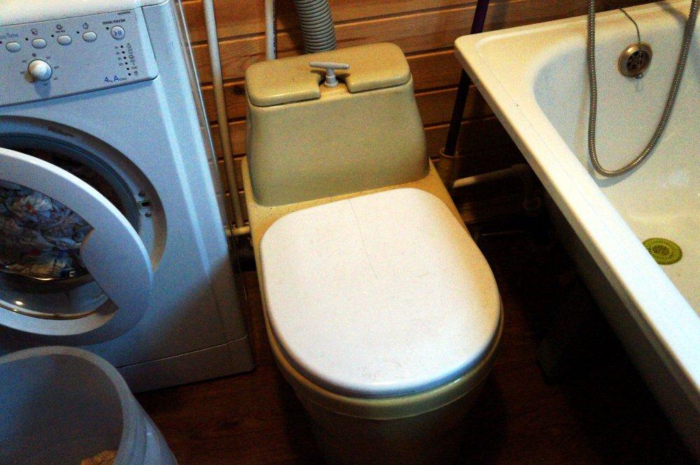 Туалет торфяной «Тандем»